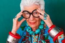 """Iris"" is one of Albert Maysles most interesting films."