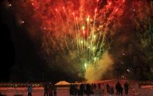 Fireworks photo by Jen Glockner.