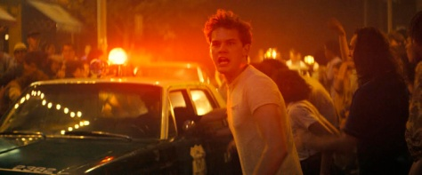 Film still from Stonewall, directed by Roland Emmerich.