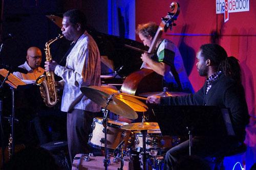 Yosvany Terry Quartet