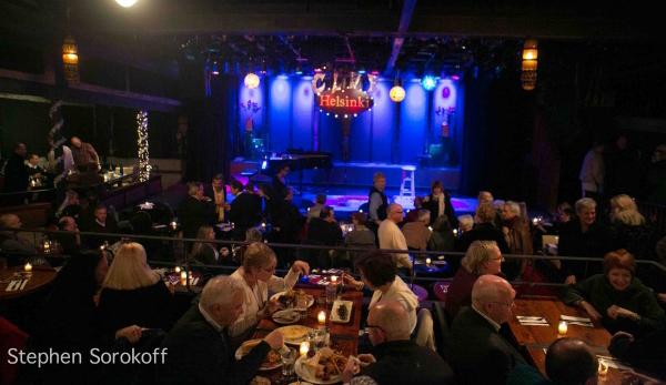 Inside Club Helsinki. Photo by Stephen Sorokoff.