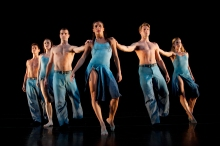 Parson's Dance is an exceptional company of dancers.