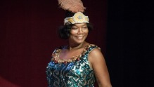 Queen Latifah plays Bessie Smith