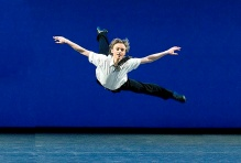 Daniil Simkin is a leaping wizard. Photo by Gene Schiavone.