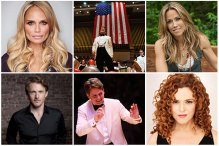The stars come out for the Boston Pops at Tanglewood