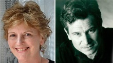 Jill Tanner and Anderson Matthews, who will appear  in Chester Theatre's Halcyon Days.