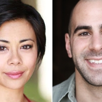 Frankie (Angel Desai) and Johnny (Greg Vrotsos ) In the Clair de Lune at BTG