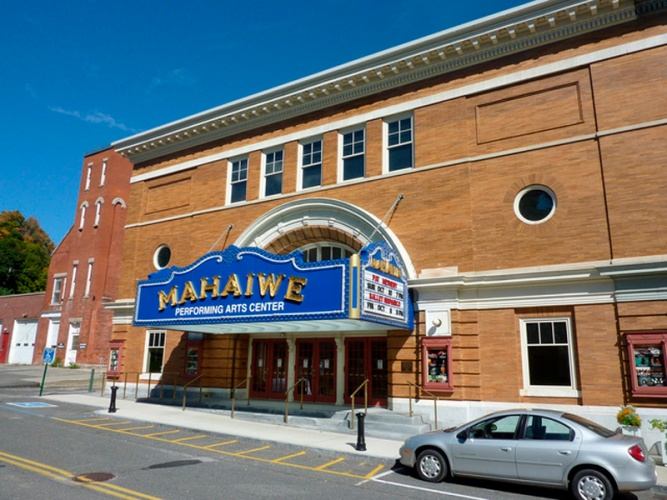 The Mahaiwe Performing Arts Center in Great Barrington has been able to modernize its facilities thanks to this program.