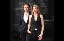 "'Broadway's Golden Couple' Jason Danieley and Marin Mazzie star in ""Broadway and Beyond"" at Barrington Stage on July 27."
