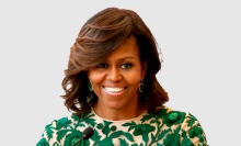 The First Lady, Michelle Obama has been named  Honorary Chair of the Women's Voices Theater Festival.