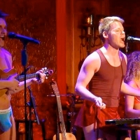 WTF: Randy Harrison to strip down with Will Swenson, Alison Fraser, Benjamin Scheuer and The Skivvies