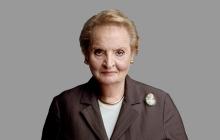 Madeleine Albright. Credit: © Timothy Greenfield-Sanders.