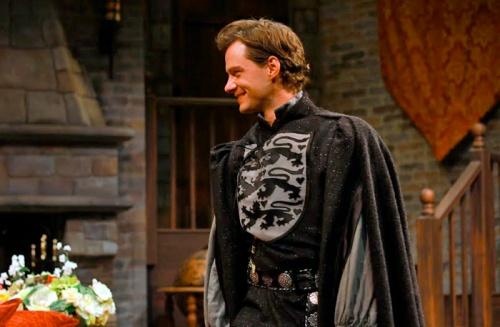 JD Taylor in I Hate Hamlet