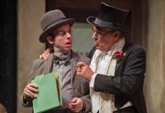 Jonathan Spivey (l) and Robert Zukerman (r).