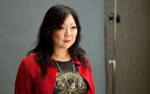 Margaret Cho. Photo by Greenfield-Sanders Studio.