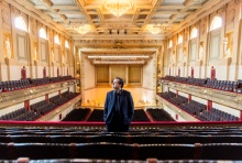 Andris Nelsons-Boston Symphony Orchestra PHoto: Marco Borggreve