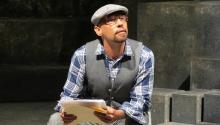 Pulitzer Prize-winning playwright Nilo Cruz. Photo by Jay Handelman.