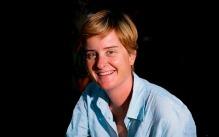 Playwright Kate Moira Ryan