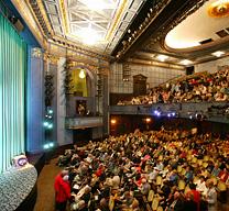 BU Theatre - interior.