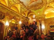 Interior, Colonial Theatre in Boston.