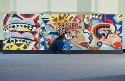 Napoleon Jones-Henderson's work has been one of Boston's artistic cornerstones for decades.