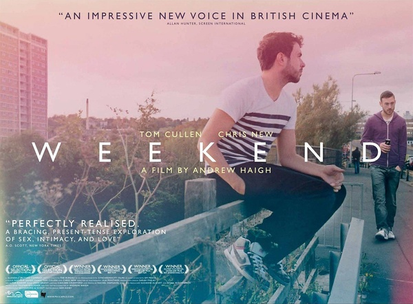 "There are ten essential LGBT films that everyone can enjoy, the most recent of which is ""Weekend""."