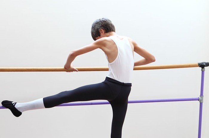 When a boy takes up ballet, it is a real challenge, one that benefits from a father's understanding of the art form.