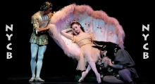 A Midsummer Night's Dream at SPAC (photo: Saratoga Performing Arts Center)