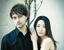 Dual pianos with husband-wife team of Soyeon Kate Lee and Ran Dank