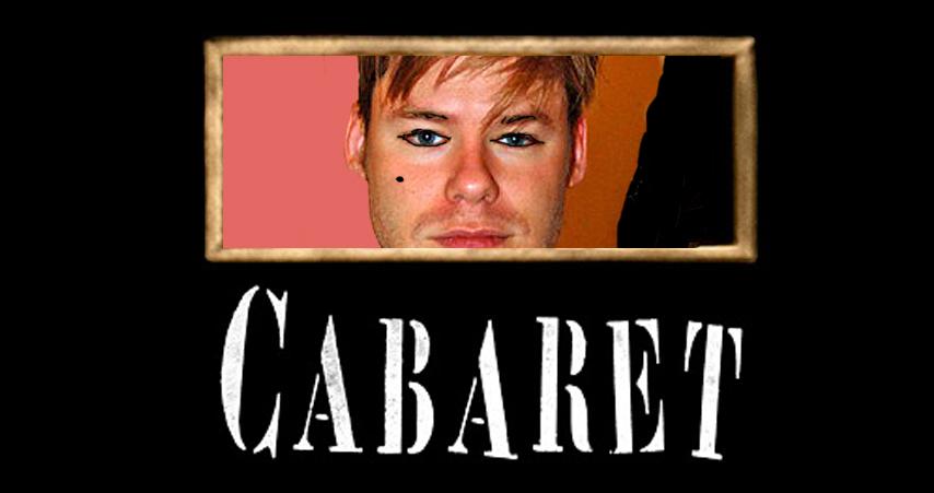 Cabaret Emcee John Stamos