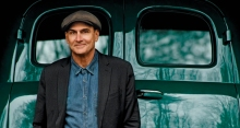 James Taylor also loves his historic vehicles.