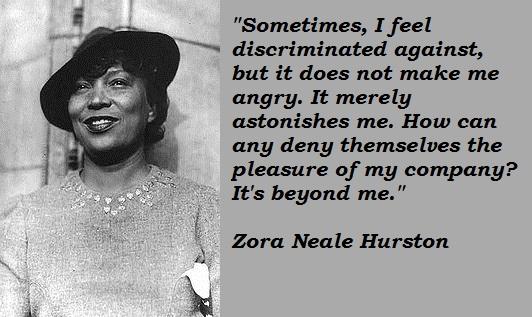 Zora Neale Hurston Quotes 1 Berkshire On Stage
