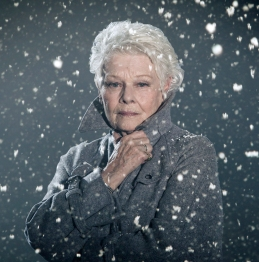 Dame Judy Dench in The Winter's Tale.