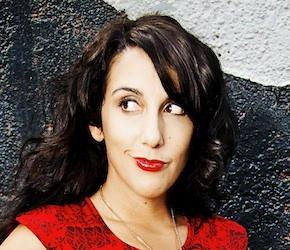 Giulia Rozzi will appear at the Laugh Lounge at the Colonial Theatre.