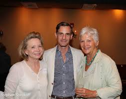 (l to r) The wondrous Debra Jo Rupp, the amazing Mark H. Dold and the BSC Board's tireless Mary Ann Quinson.