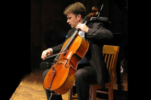 Edward Arron, Cello