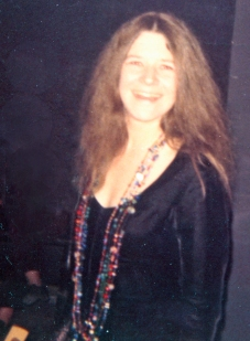 Janis Joplin Polaroid.