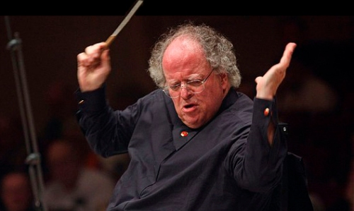 James Levine becomes The Met's first Music Director Emeritus.