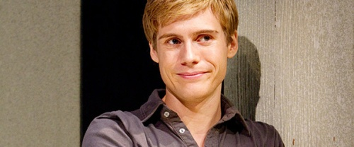 Zachary Booth in 'Me, Myself & I'.