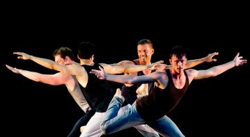 Men of Zvi Dance