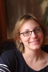 Playwright Anna Ziegler