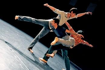 Bereishit Dance Company; photo Park Sang-yun