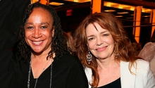 Roommates: S. Epatha Merkerson (l) and Deirdre O'Connell (r).