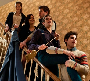 Cast of Those People - Photo by Vanessa Lenz Neithardt