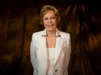 Carol Burnett presents her personally selected favorite moments from her beloved comedy series. Photo: TJL Productions.
