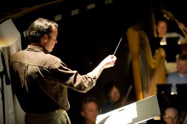 Brian Garman will conduct the opera. Rozarii Lynch photo.