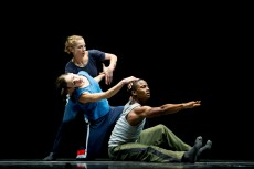 Hubbard Street Dance Chicago; photo Todd Rosenberg