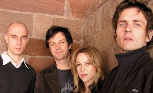 Indie-rock quartet Luna.