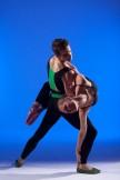 Amanda Treiber and Philip King of New York Theatre Ballet; photo Tom Caravaglia