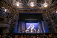 The gorgeous interior of the BU Theatre which will soon have a new name. Photo: Nile Hawver/Nile Scott Shots.